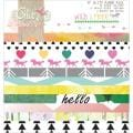 Wild & Free Double-Sided Paper Pad 6 X6 24/Sheets -