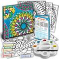 Spirograph Paint Canvas Kit -