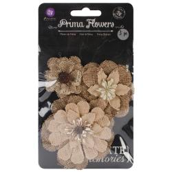 Abbey Mulberry Paper Flowers 1 To 1.75 48/Pkg -
