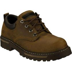 Men's Skechers Cool Cat Dark Brown Crazyhorse (CDB)