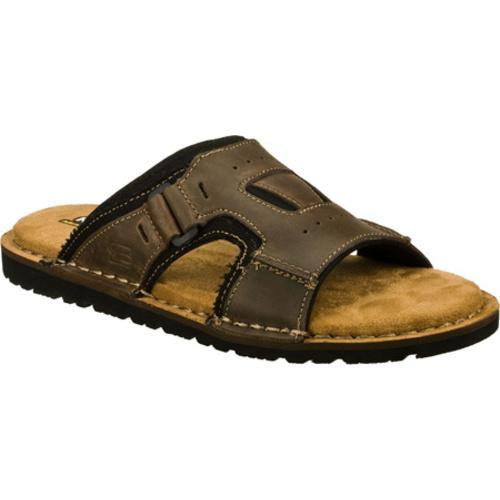 Men's Skechers Relaxed Fit Golson Volume Brown