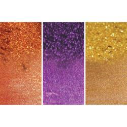Primary Elements Artist Pigments 10ml 3/Pkg - Empress