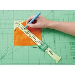 No-Hassles Triangles Gauge By Nancy Zieman -
