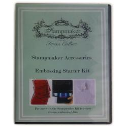 Teresa Collins Embossing Starter Kit -