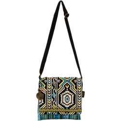 Catori Flap Over Crossbody Tote 10-1/2 X11 - Marrakech