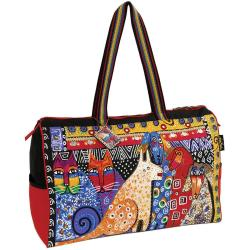 Travel Bag Zipper Top 21 X8 X15 - A Brighter Place