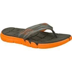 Men's Skechers GObionic S Charcoal/Orange