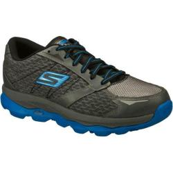 Men's Skechers GOrun Ultra Charcoal/Blue
