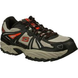 Men's Skechers Kirkwood Black/Gray