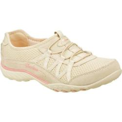 Women's Skechers Relaxed Fit Breathe Easy Relaxation Natural