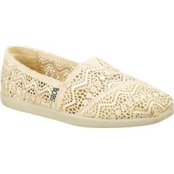 Women's Skechers BOBS World Labyrinth Natural