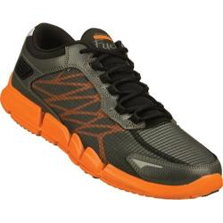 Men's Skechers GObionic Fuel Charcoal/Orange