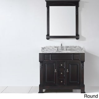 Virtu USA Huntshire 40-inch Single Sink Bathroom Vanity Set