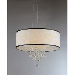 Chrome Hearts Crystal Chandelier