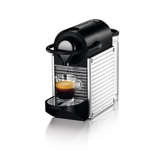 Nespresso C60 Pixie Chrome Espresso Machine