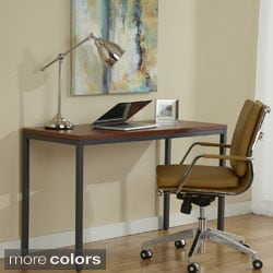 Modern 47-inch Narrow Laptop Desk