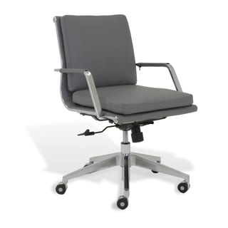 Jesper Office Grey Professional Conference Chair