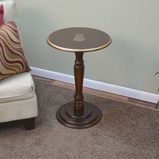 Havana Pineapple Accent Table