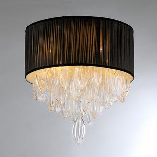 Silk Crystal Chandelier