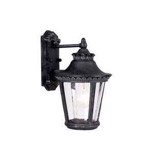 Seville Collection Wall-mount 1-light Outdoor Stone Light Fixture