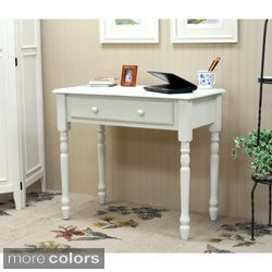 Vera Antique 1-drawer Desk