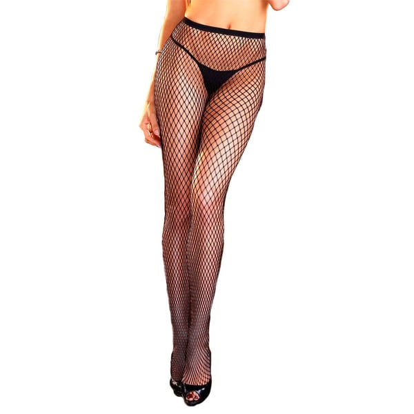Electric Lingerie Fencenet Pantyhose (Set of 2)