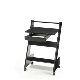 Z Mobile Black Finish Workstation
