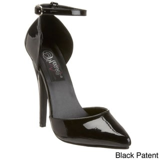 Pleaser Women's 'Domina-402' Patent Leather D'Orsay Pumps