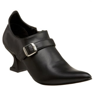 Funtasma Women's 'Elf-05' Black Upturned-toe Shoes