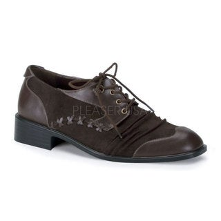 Funtasma Men's 'Hatter-02' Brown Mad Hatter Shoes