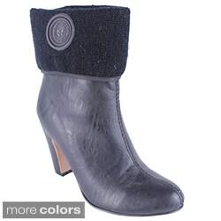 Reneeze 'ALTA-02' Women's High Heel Booties