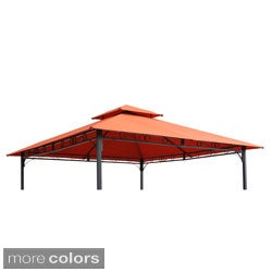 International Caravan Replacement Canopy for 10-foot Vented Canopy Gazebo