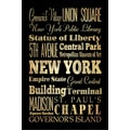 Joy House Studios 'New York I' Paper Print (Unframed)
