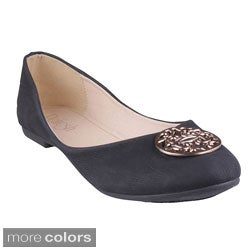 Refresh 'VIOLA-02' Women's Ballet Flats