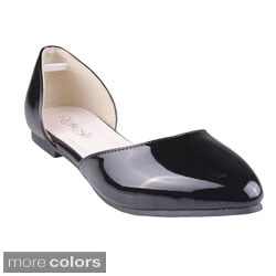 Refresh 'TORY-03' Women's Ballet Flats
