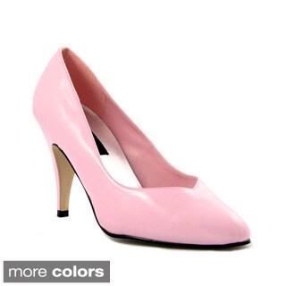 Pleaser Women's 'Dream-420W' Pointed-toe Pumps
