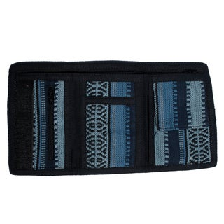 Cotton Knit Gheri Men's Wallet (Nepal)
