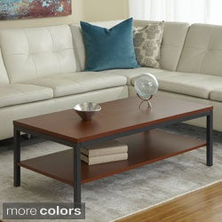 Modern Single Shelf Coffee Table