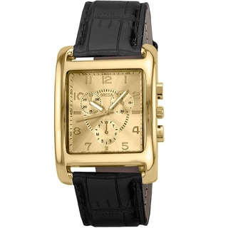 Breda Women's 'Natalia' Goldtone Dial Watch