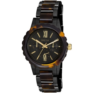 Breda Women's 'Nora' Tortoise Sell/ Black Watch