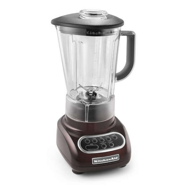 KitchenAid RKSB560ES Espresso 5-speed BPA-Free Pitcher Blender (Refurbished)