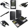 BasAcc Case/ Charger/ Cable/ Stylus/ Headset for Amazon Kindle Fire