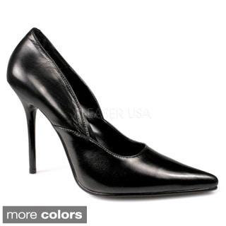 Pleaser 'MILAN-01' Women's Pointed-toe Class Pumps