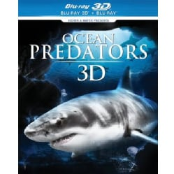 Ocean Predators 3D (Blu-ray Disc)