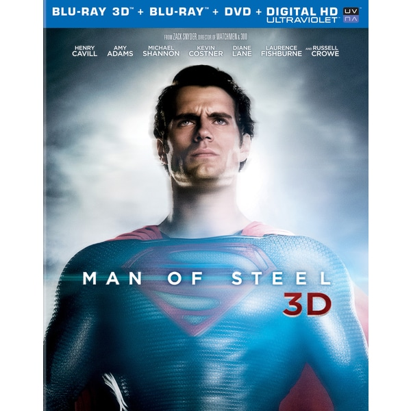 Man of Steel 3D (Blu-ray/DVD) 11630574