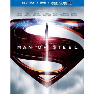 Man of Steel (Blu-ray/DVD)