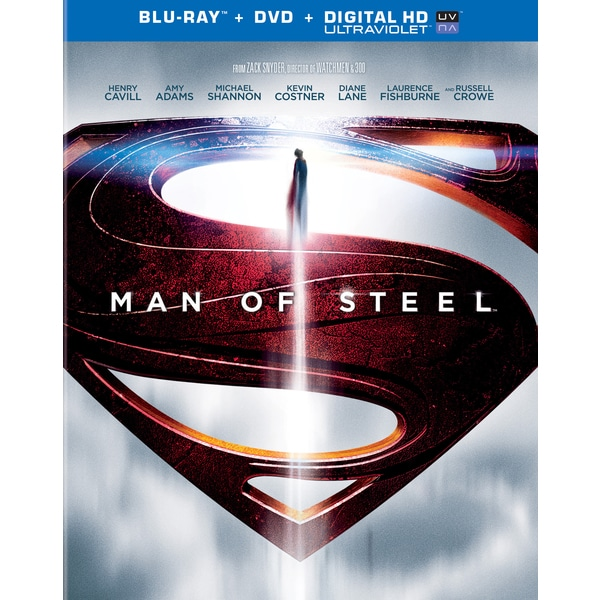 Man of Steel (Blu-ray/DVD) 11630575