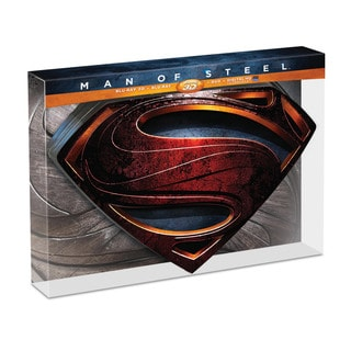 Man of Steel 3D (Blu-ray/DVD)