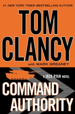 Command Authority (Hardcover)