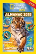 National Geographic Kids Almanac 2015 (Hardcover)
